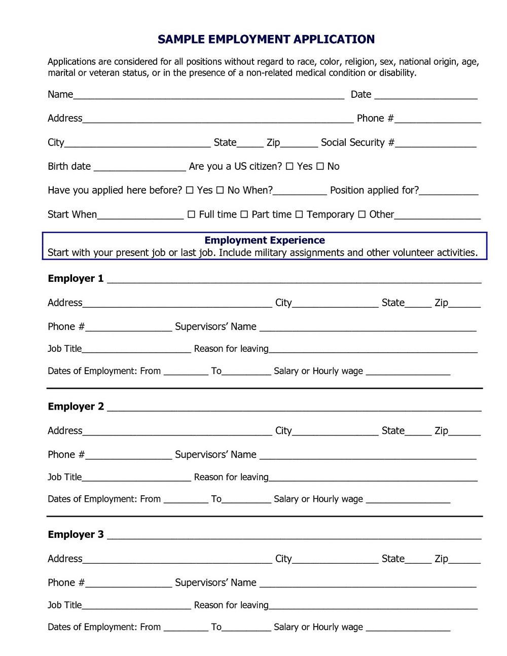 Ymca Daycare Job Application