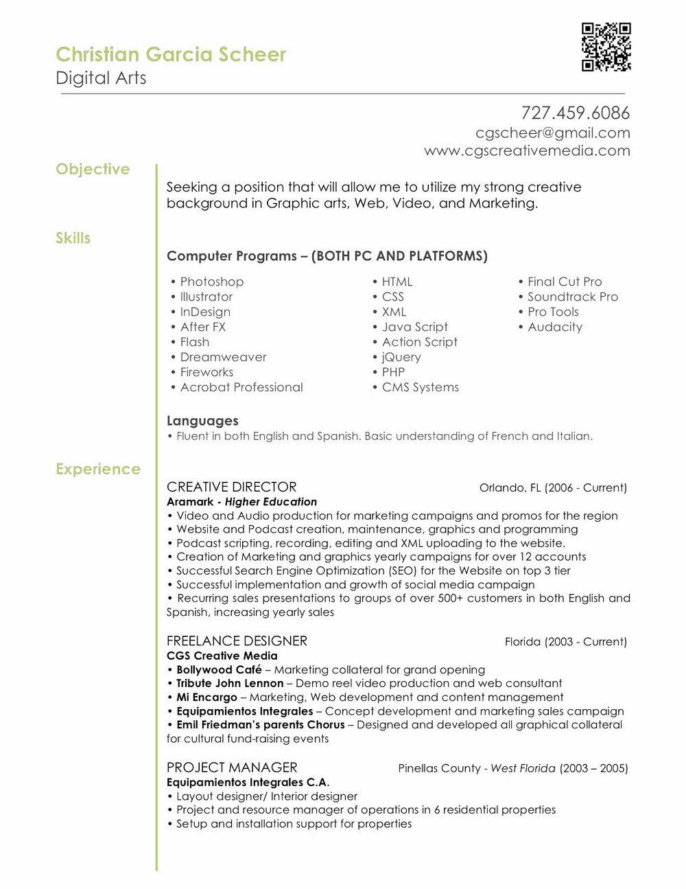 ruby on rails developer resume in usa