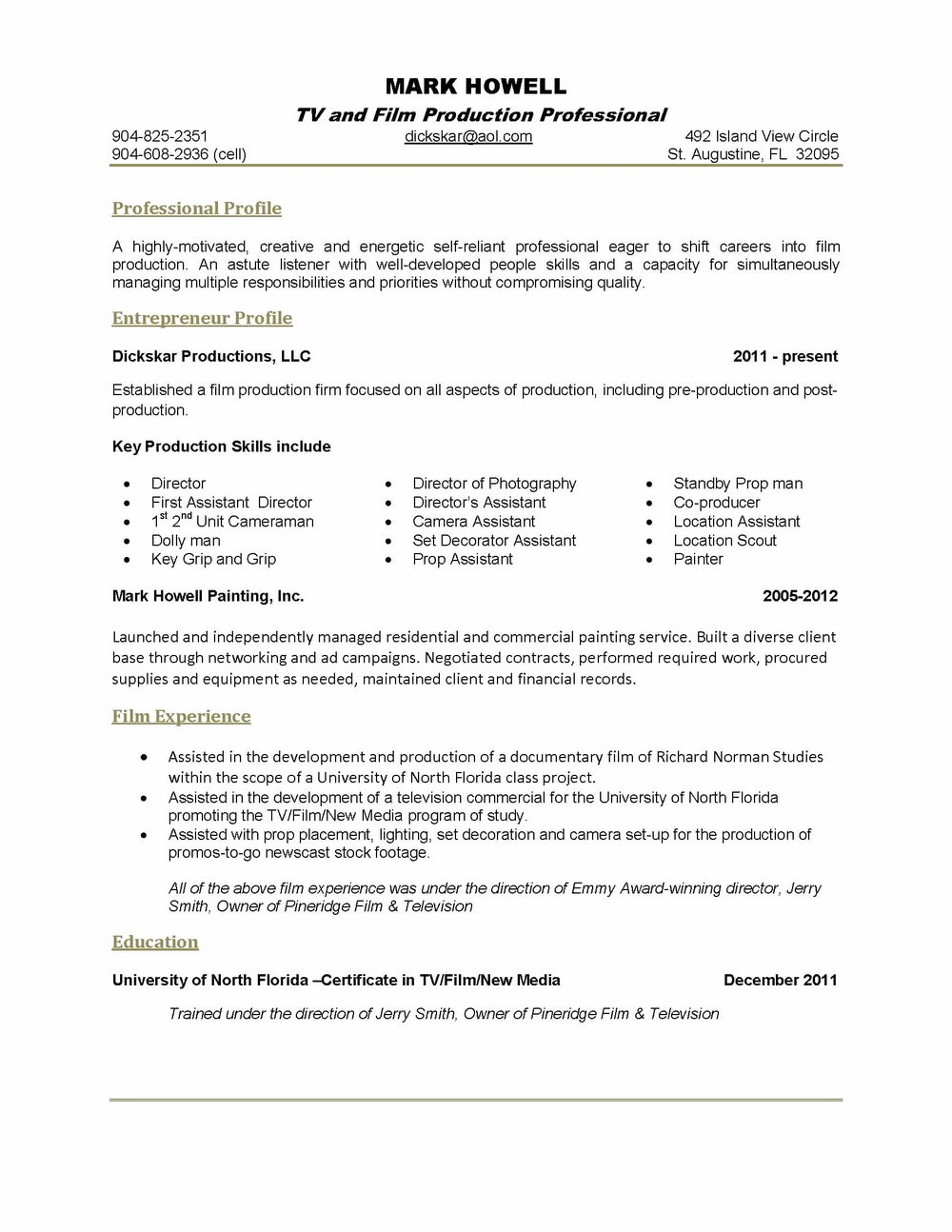 Free Resume Templates Download 2017