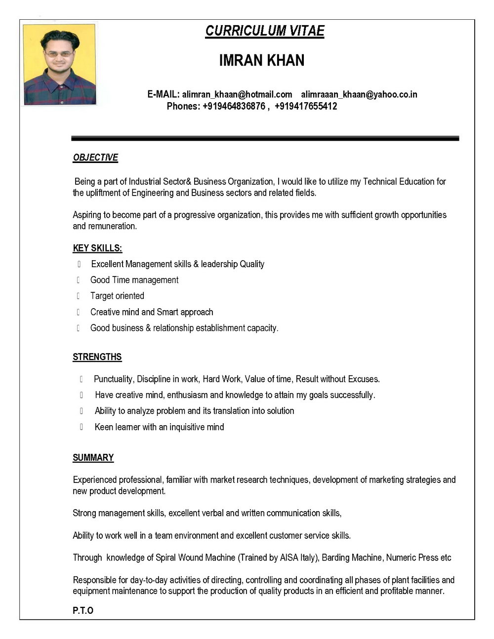 Free Resume Templates Word Pdf
