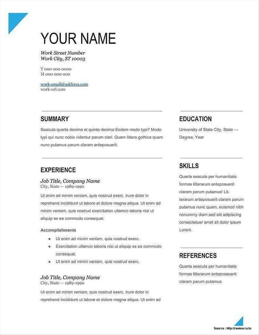 Professional Resume Writing Services Near Me