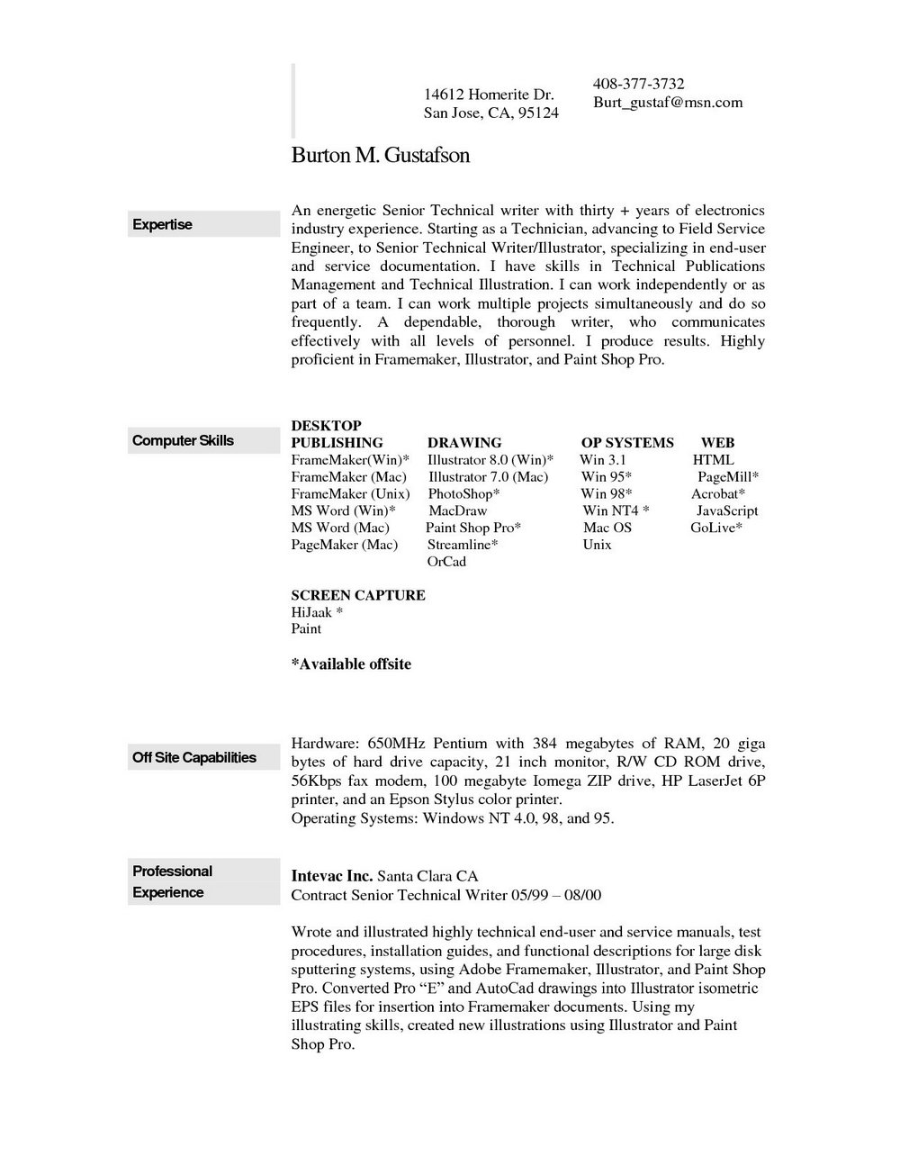 Resume Maker Professional Deluxe 17 Free Download