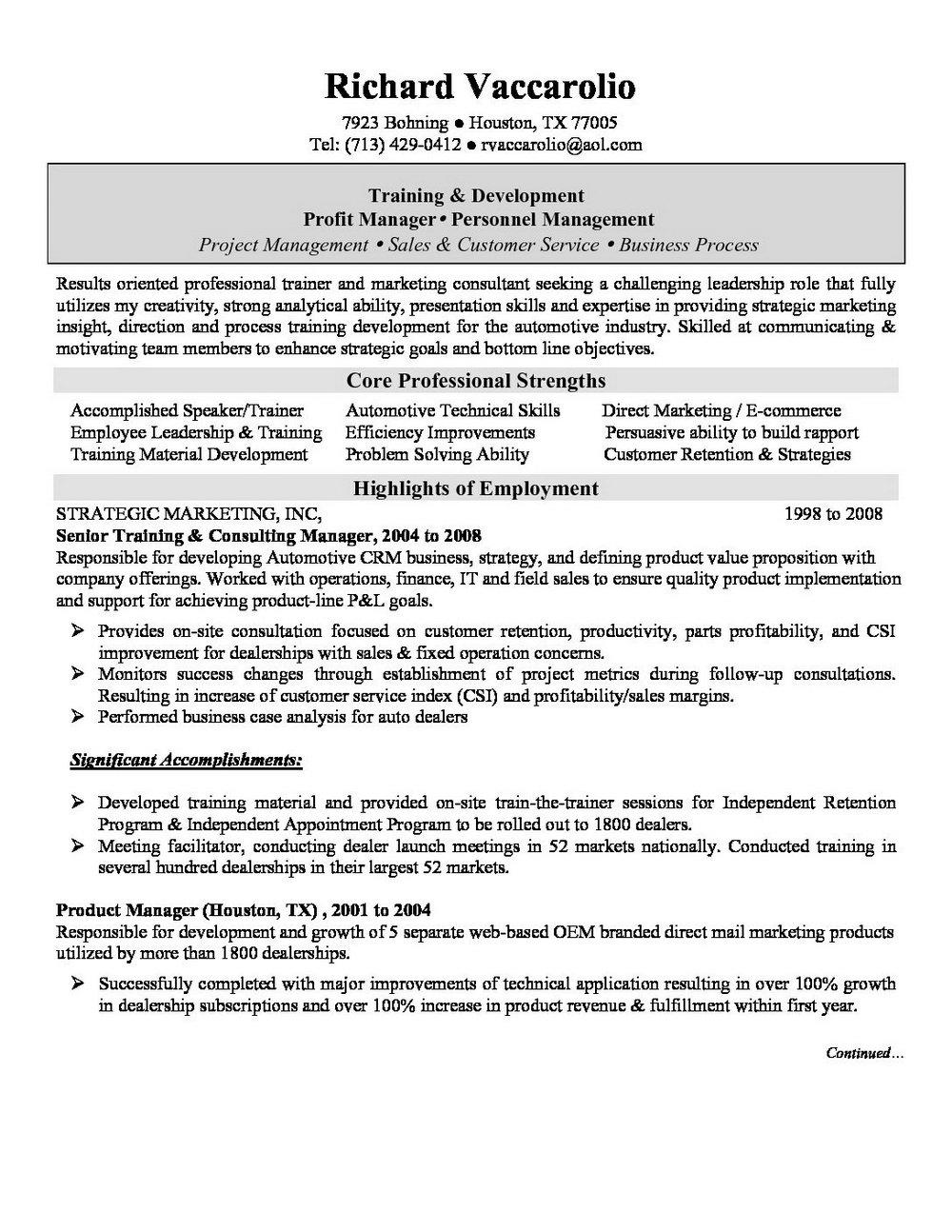 Resume Templates Pdf Free Download
