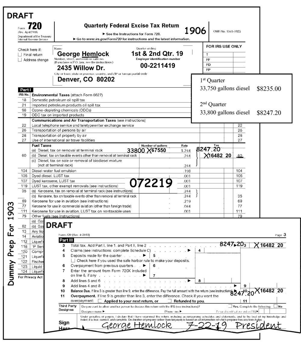 Irs Form 2290 Download