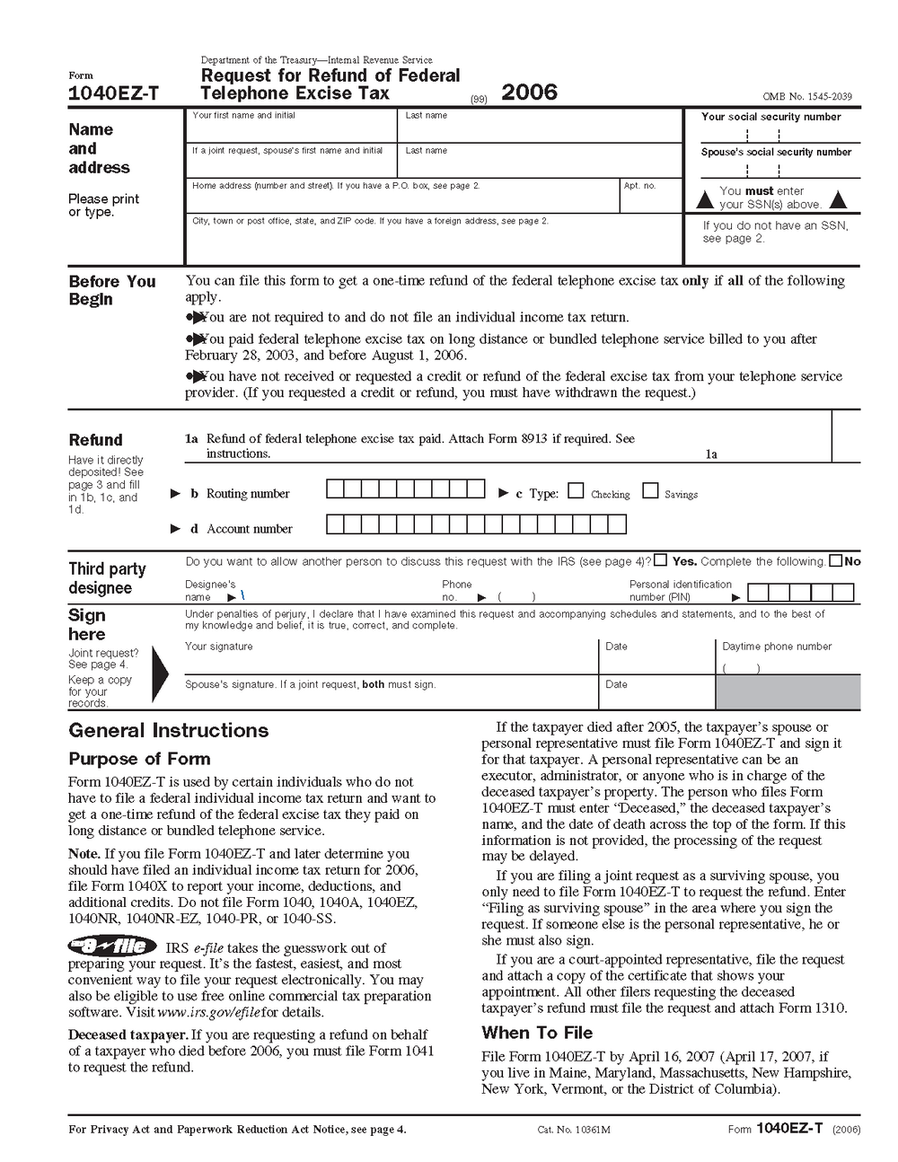 Irs Forms 1040ez 2018