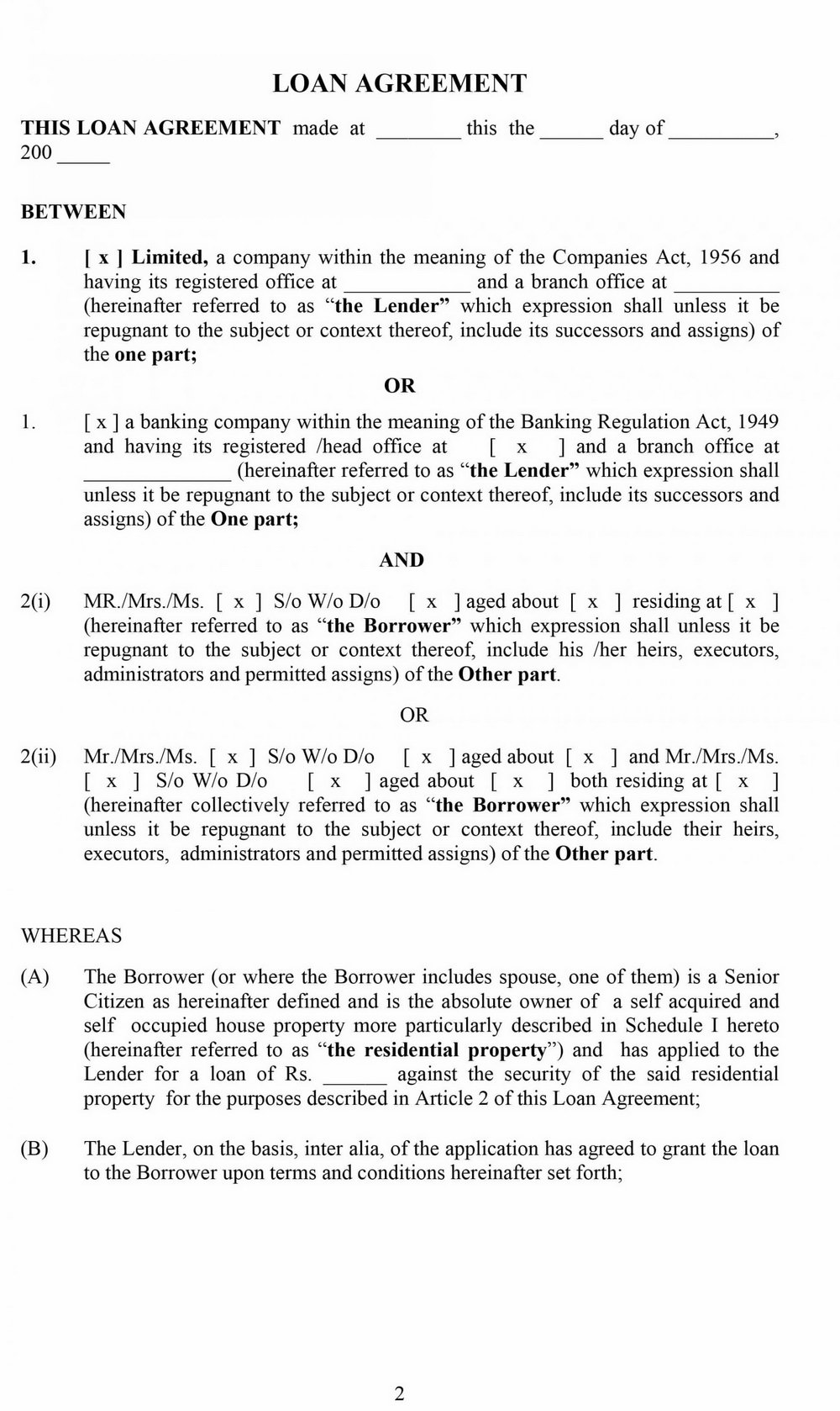 Prenuptial Agreement Form Texas