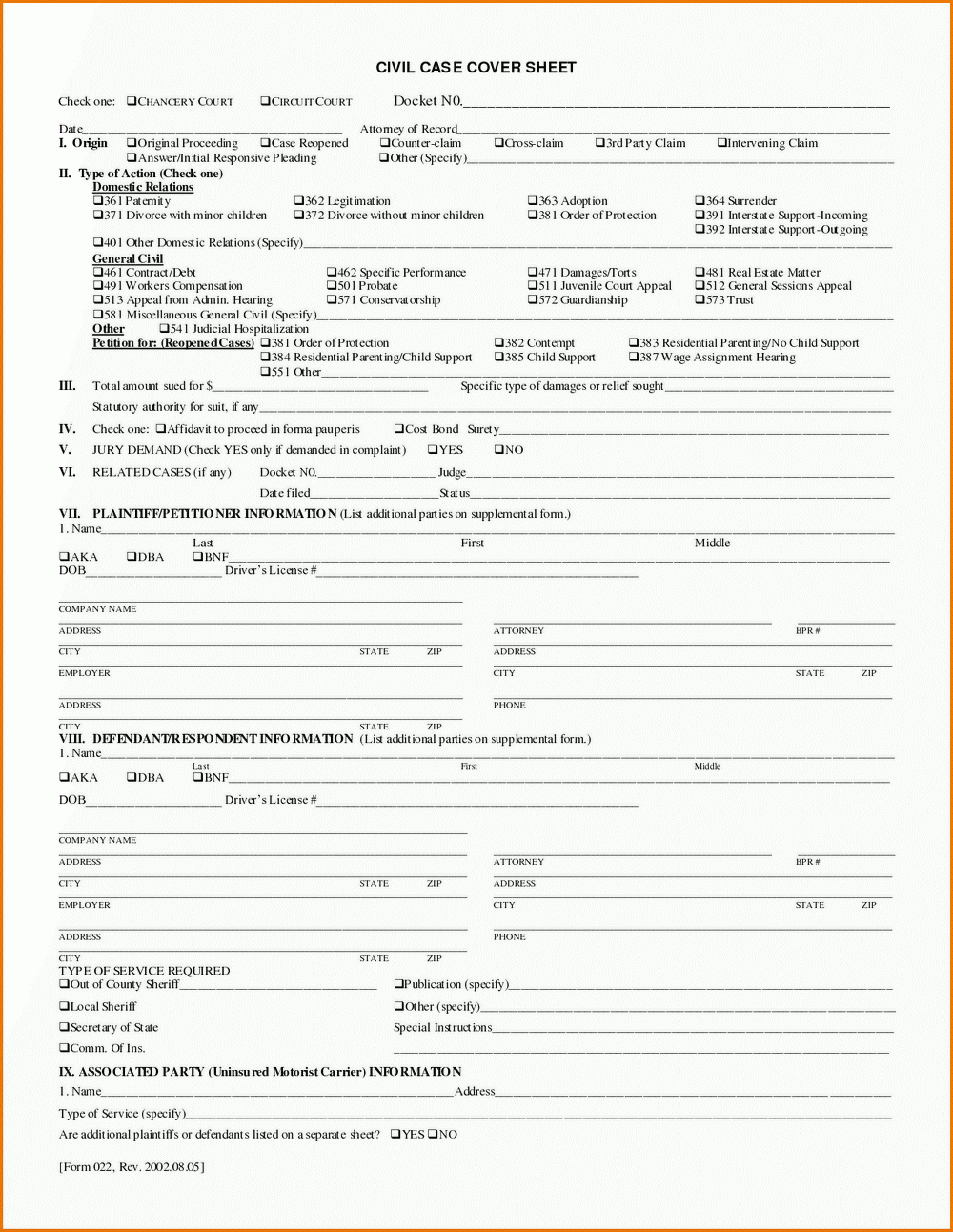 Tn Divorce Filing