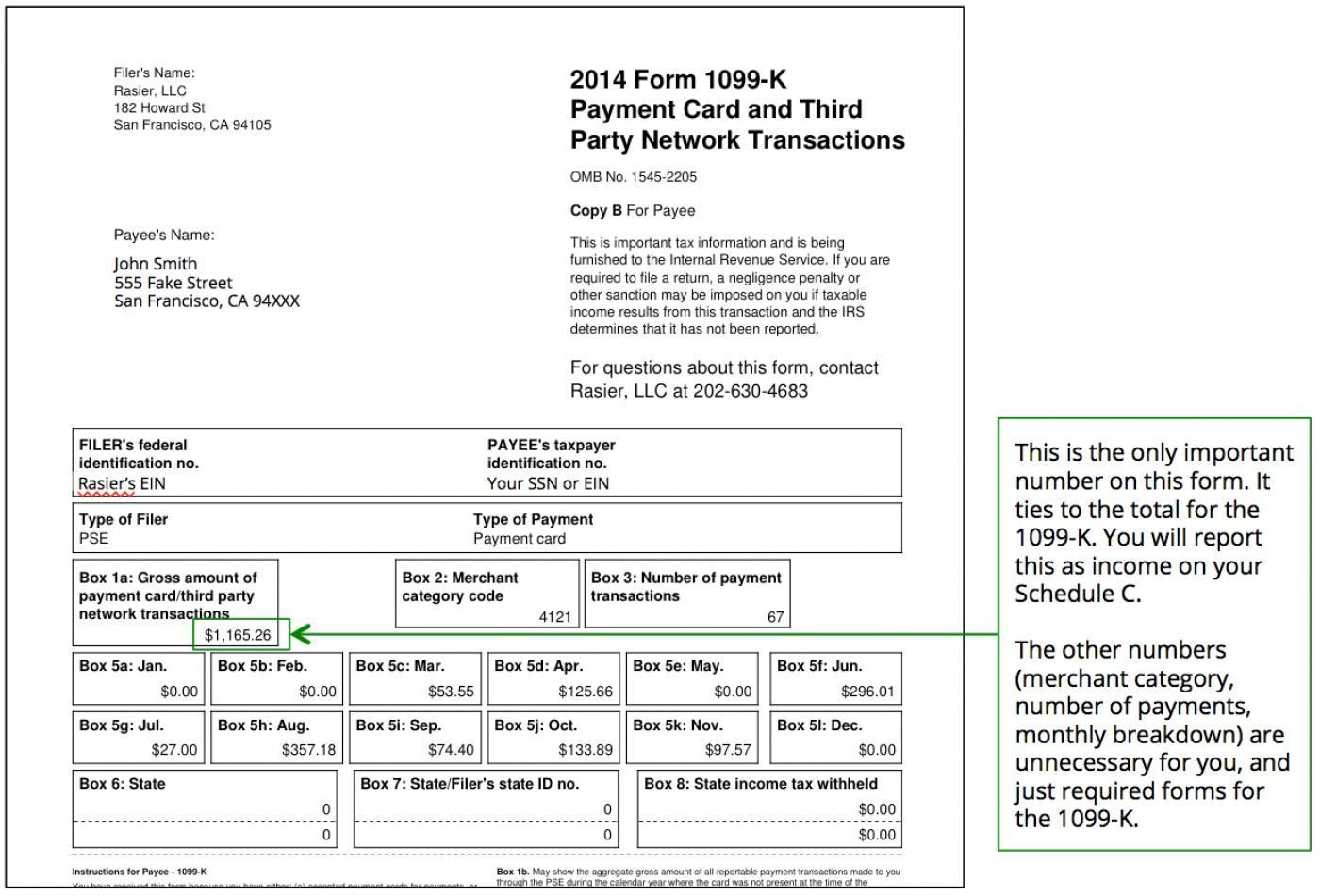 2014 Form 1099 Misc Instructions Pdf