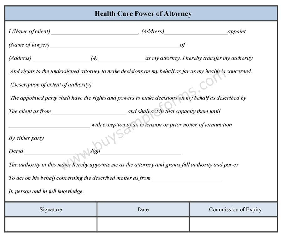 Durable Power Of Attorney Forms Indiana