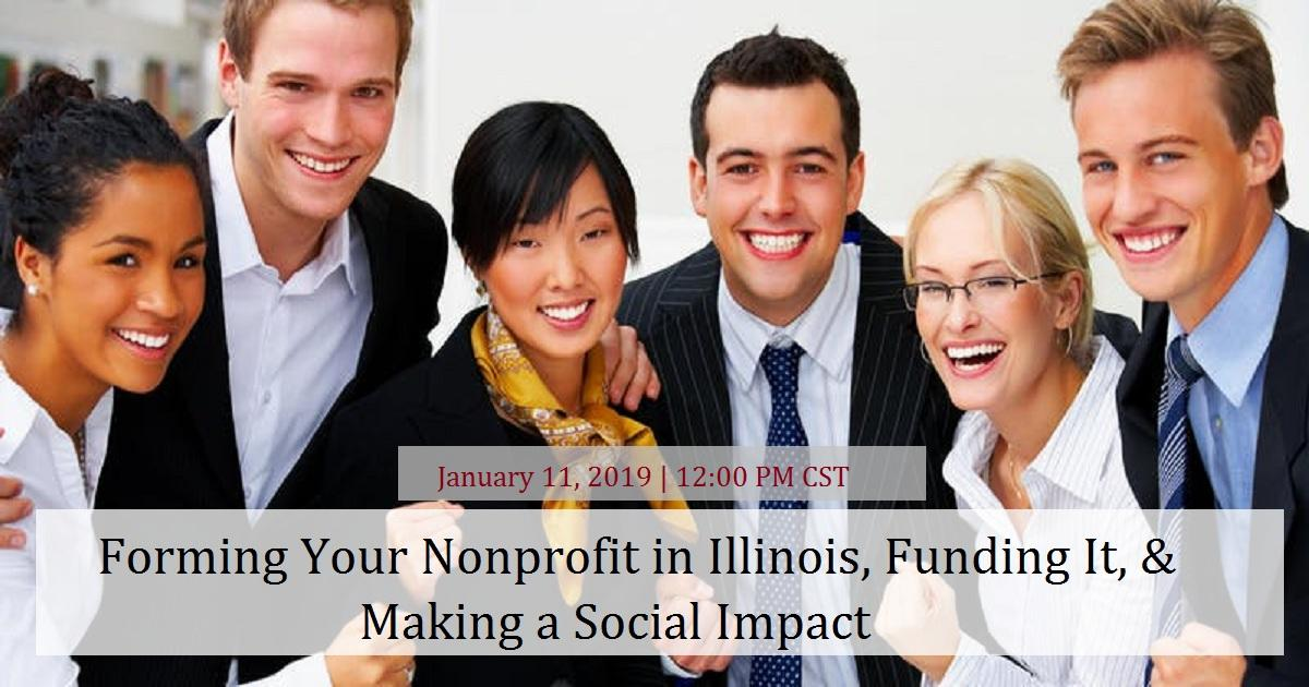 Forming A Nonprofit In Illinois