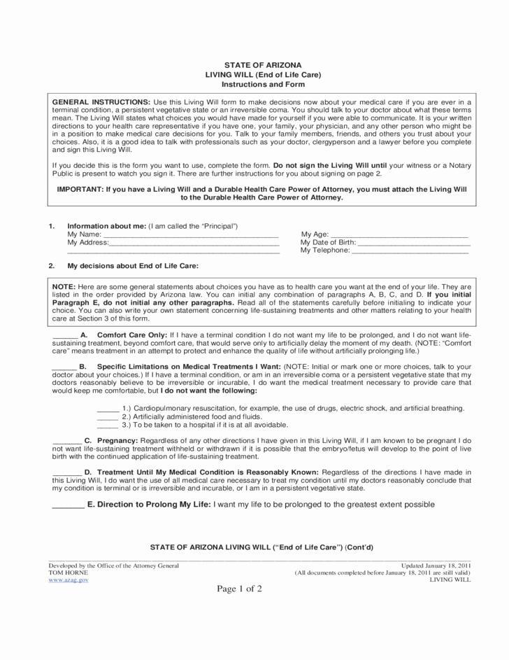Free Promissory Note Form Arizona