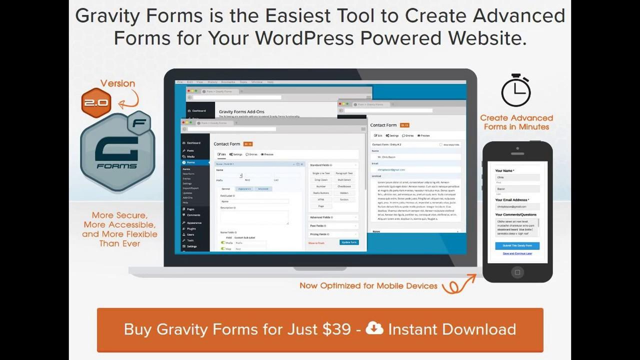 gravity forms promo code