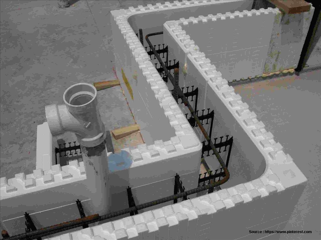 Insulated Concrete Forms Price Comparison