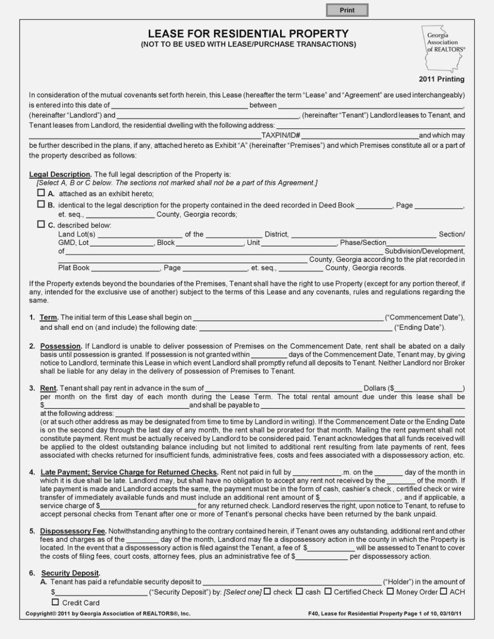 Lease Extension Form Sa