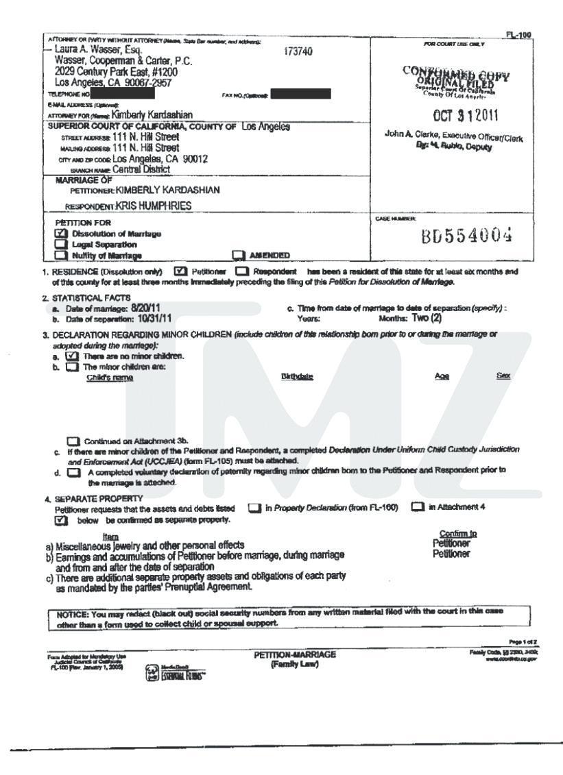 Nj Divorce Complaint Forms