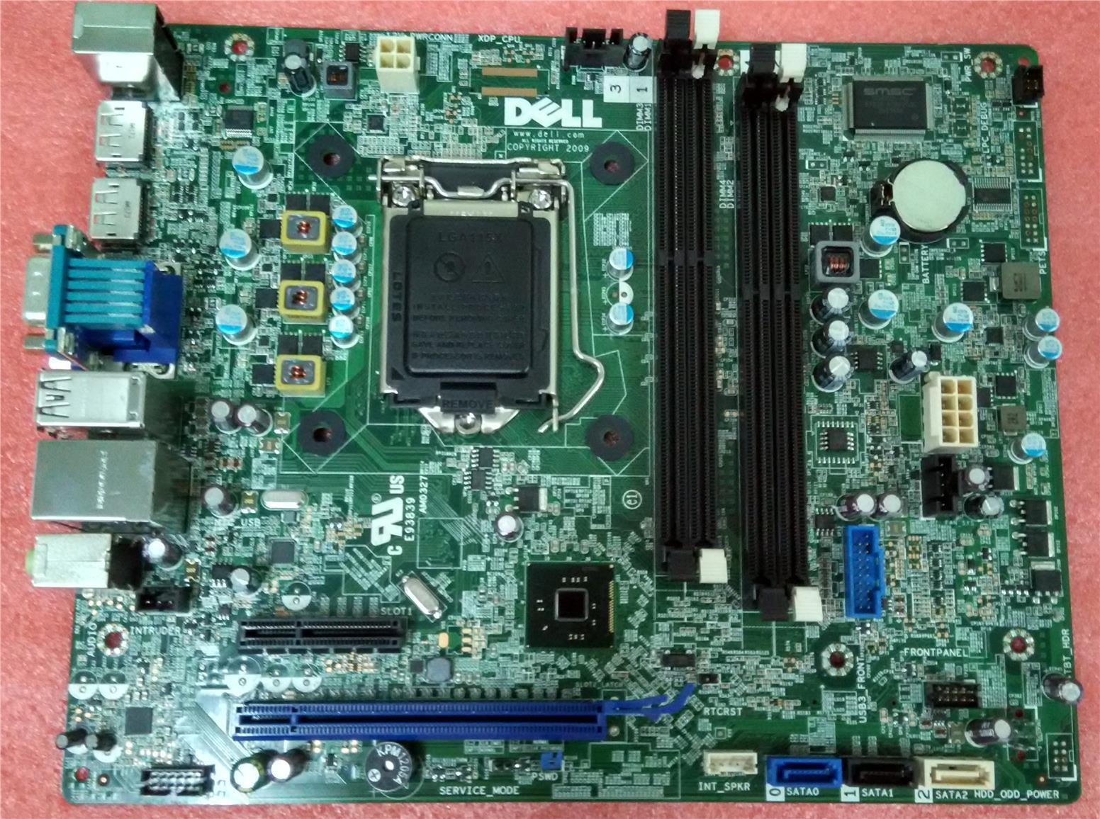 Optiplex 9020 Small Form Factor Motherboard