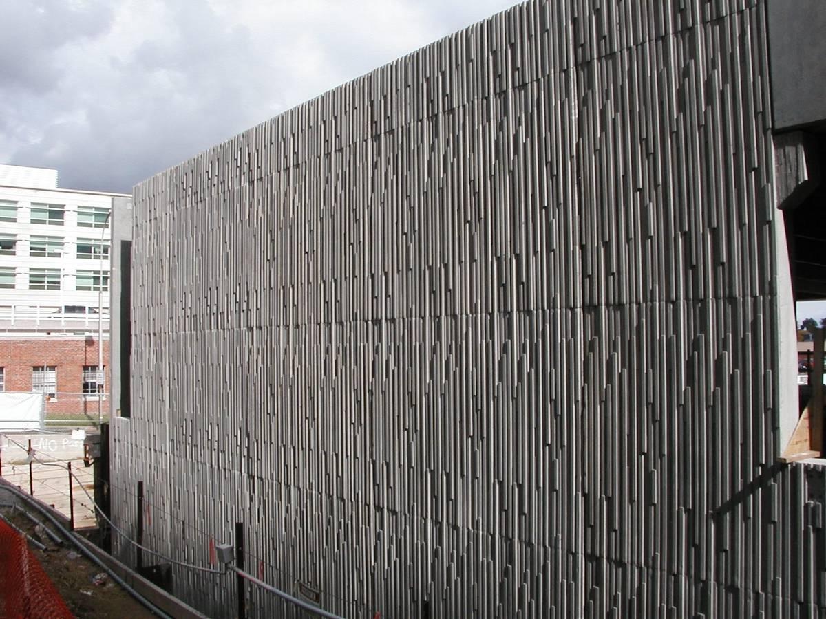 Plastic Concrete Form Liners