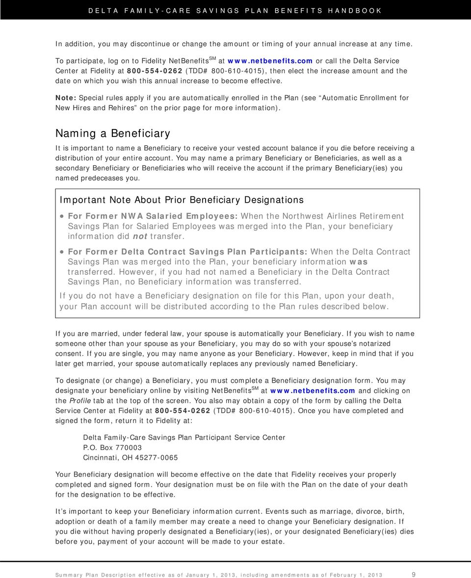 Ascensus 401k Beneficiary Form