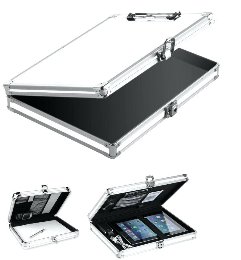 Aluminum Form Holder Storage Clipboard Legal Size