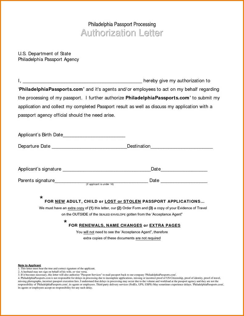 Child Passport Renewal Form Usa Brilliant Letter For Passport Application My Child Copy Ex As Letter For