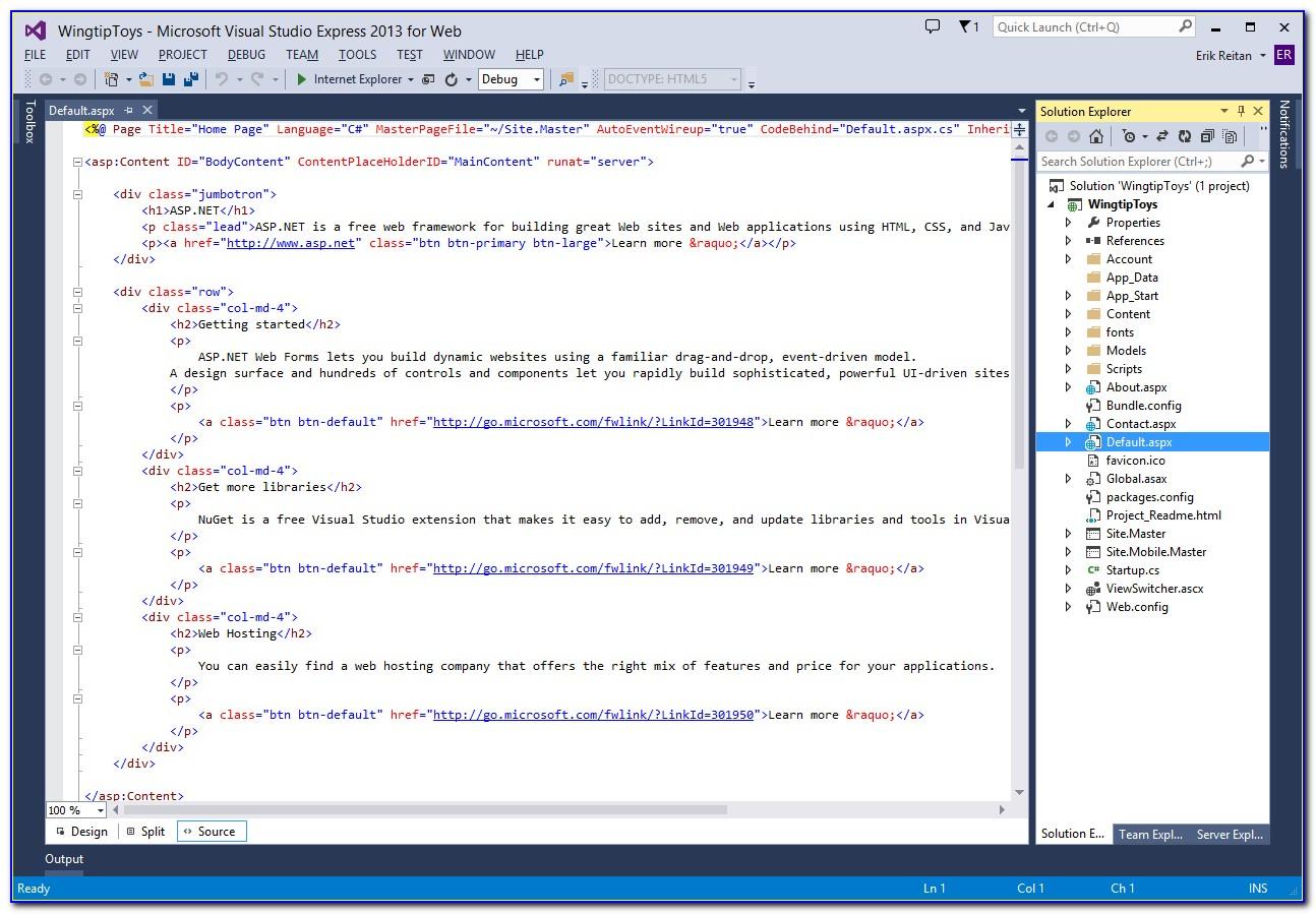 Asp.net Form Builder