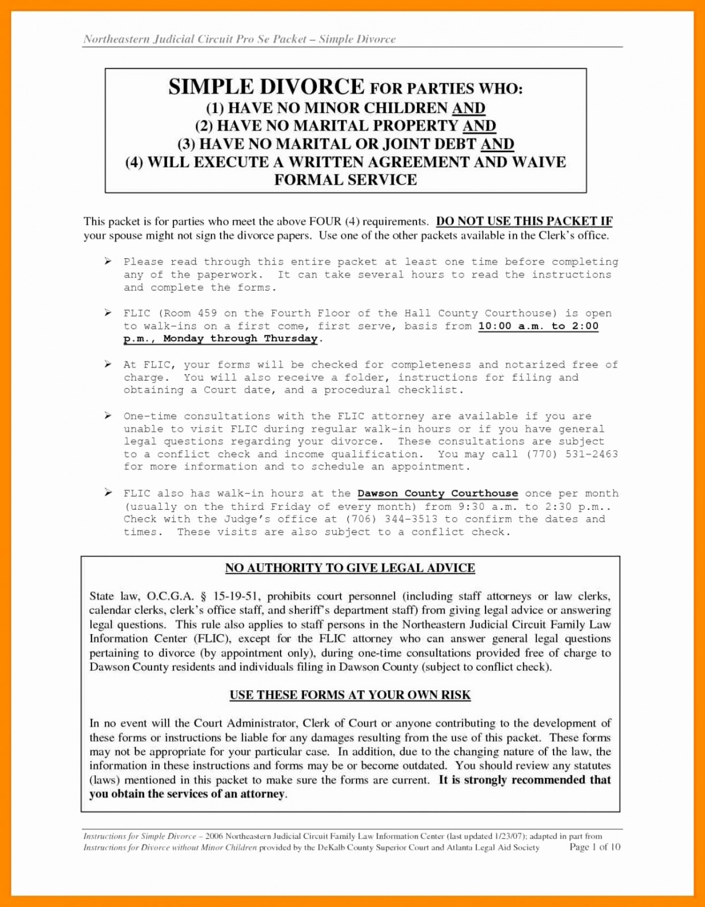 Broward County Florida Probate Court Forms