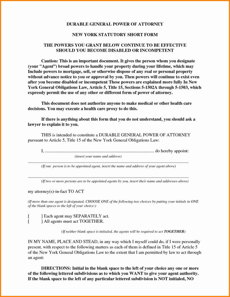 Uniform Statutory Form Power Of Attorney California 2018 Unique Durable Power Attorney Template Beautiful California Adopt 200