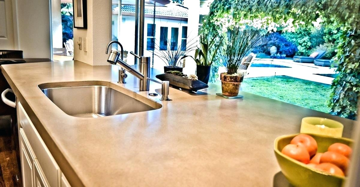 Cement Countertop Edge Forms