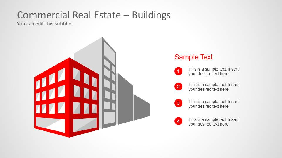 Commercial Real Estate Forms 3d