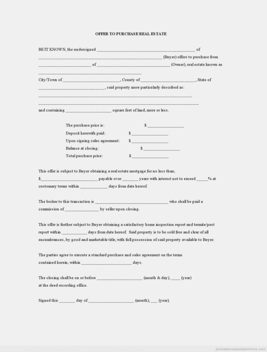 Commercial Real Estate Forms Nc