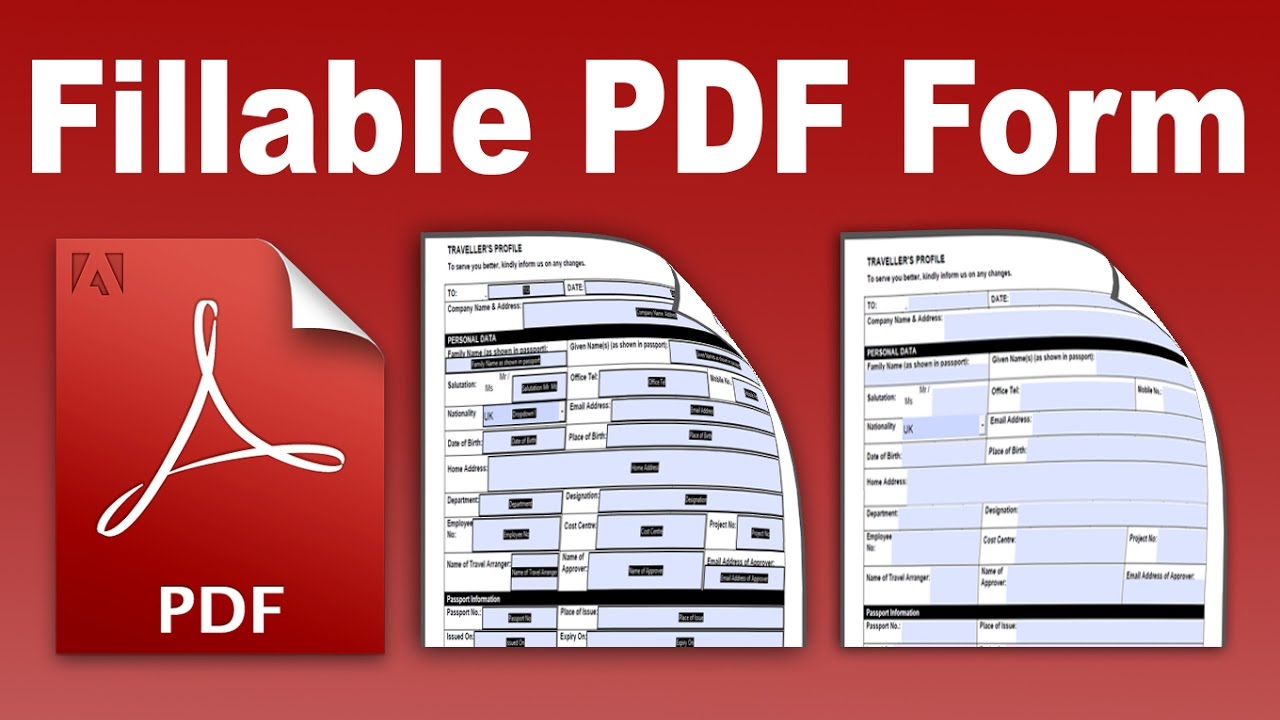 convert ms word form to fillable pdf