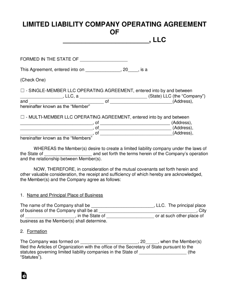 Cost To Form Llc In Washington State