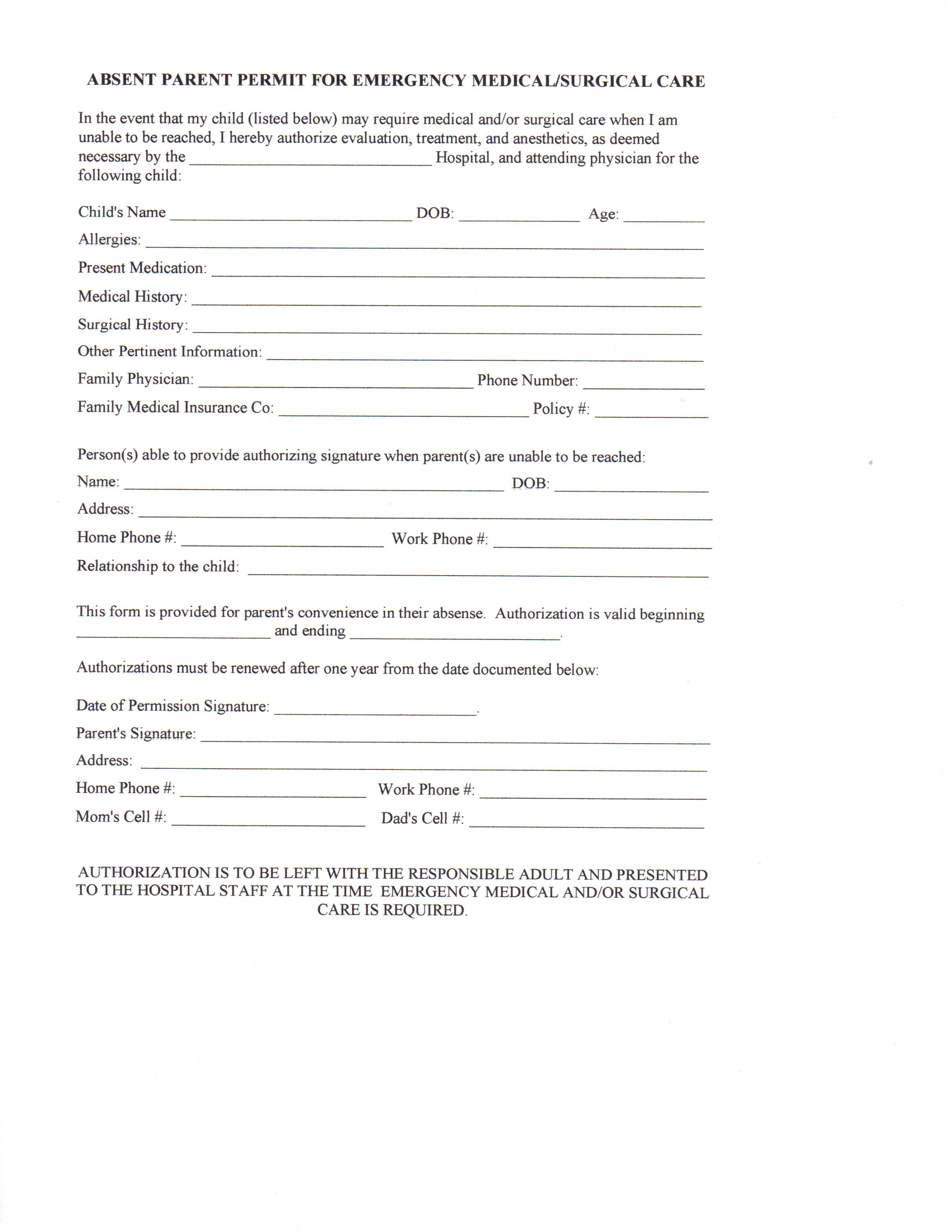 Daycare Tax Forms For Parents