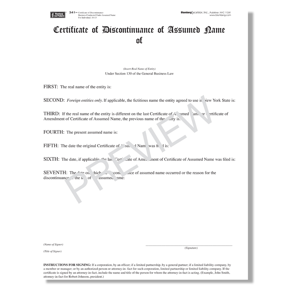 dba form ny county x201 certificate blumberg business york pdf assumed kings erie teamsters sheriff elegant local author gomac
