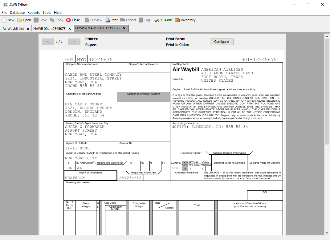 dhl-international-air-waybill-form  T Student Tax Form Example on printable federal, clip art, statement for new construction, mortgage interest2019,