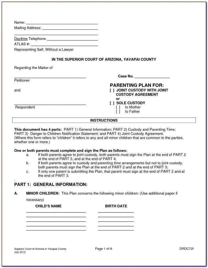 Emergency Temporary Custody Forms Ohio