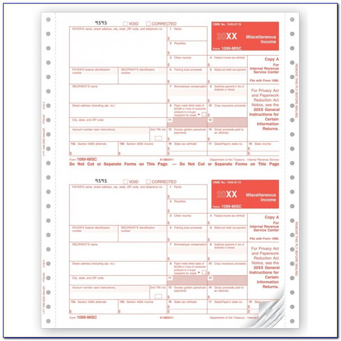 Filing Form 1099 Late