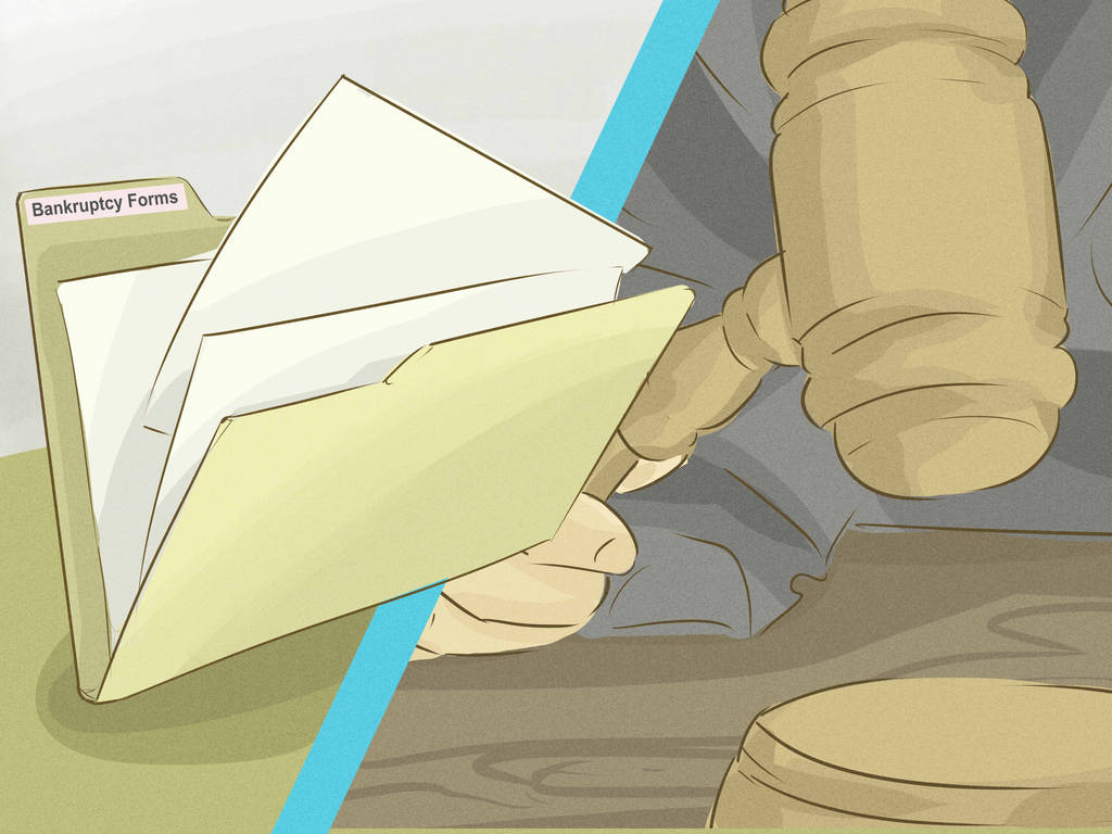 Forms Needed For Chapter 7 Bankruptcy Brilliant How To Prepare To File Bankruptcy With Wikihow