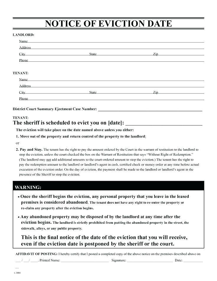 Free Colorado Eviction Forms