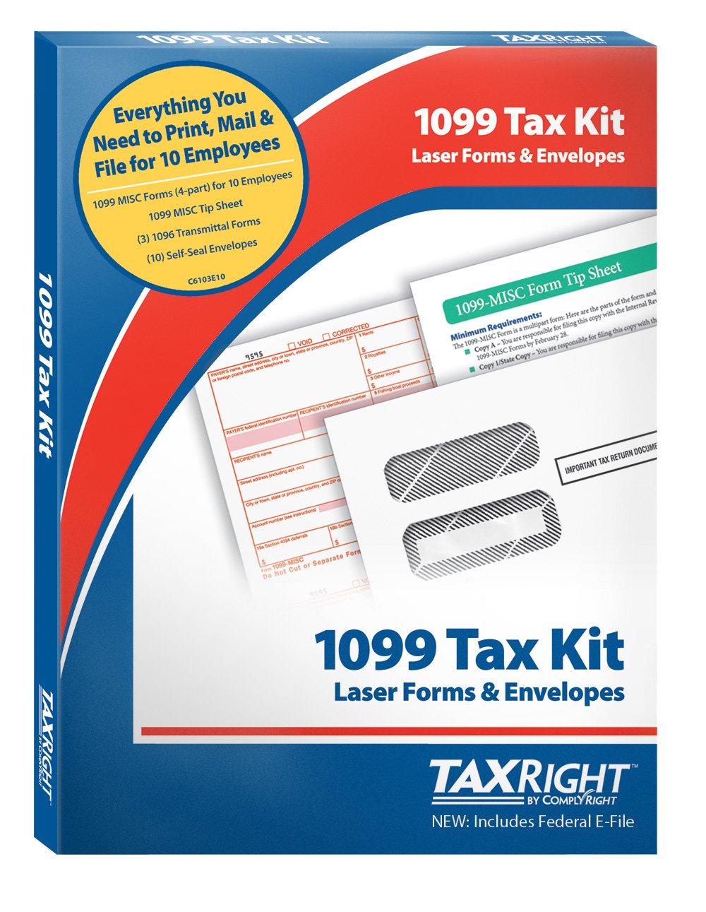 Free E File 1099 Forms