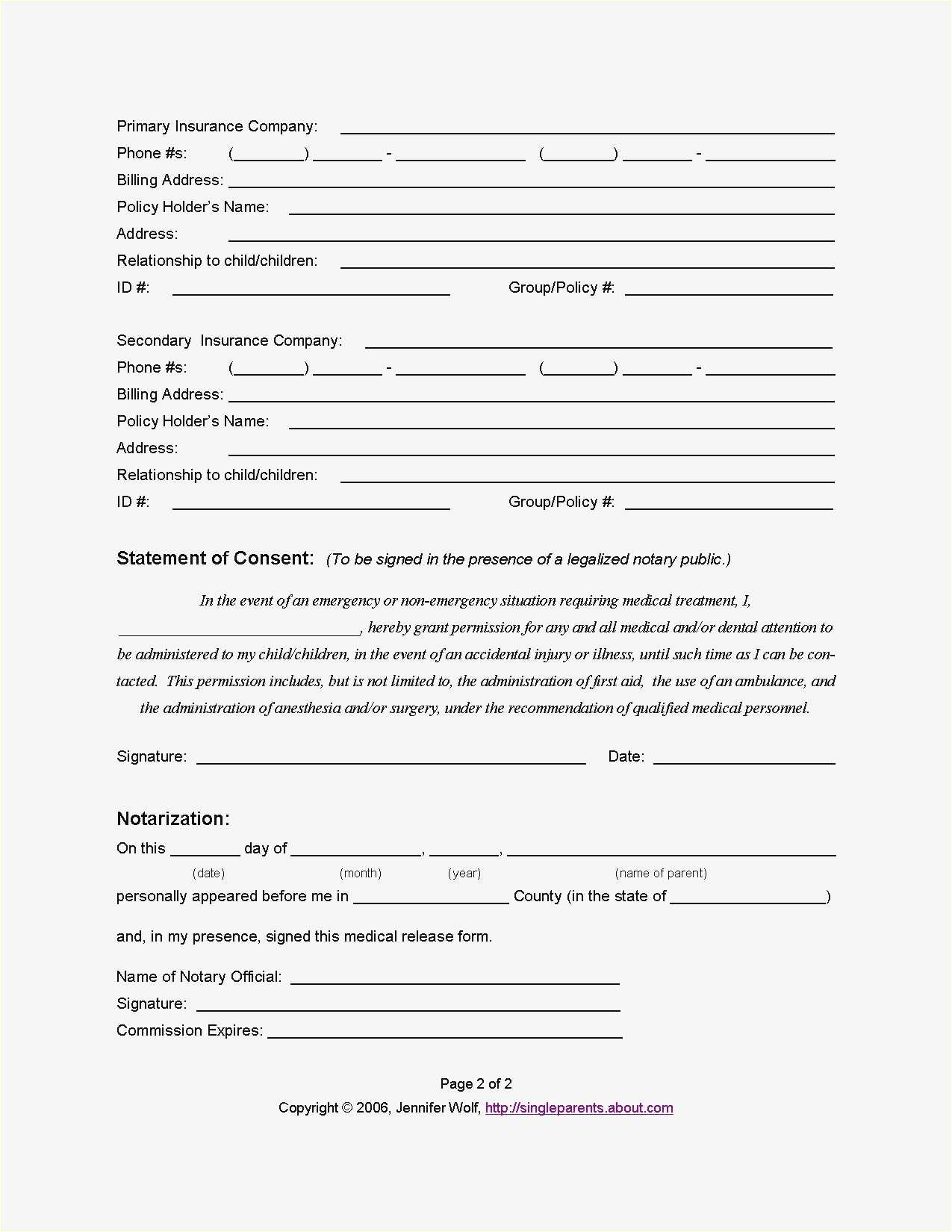 Temporary Guardianship Forms Download Free Printable Child Guardianship Forms Photo