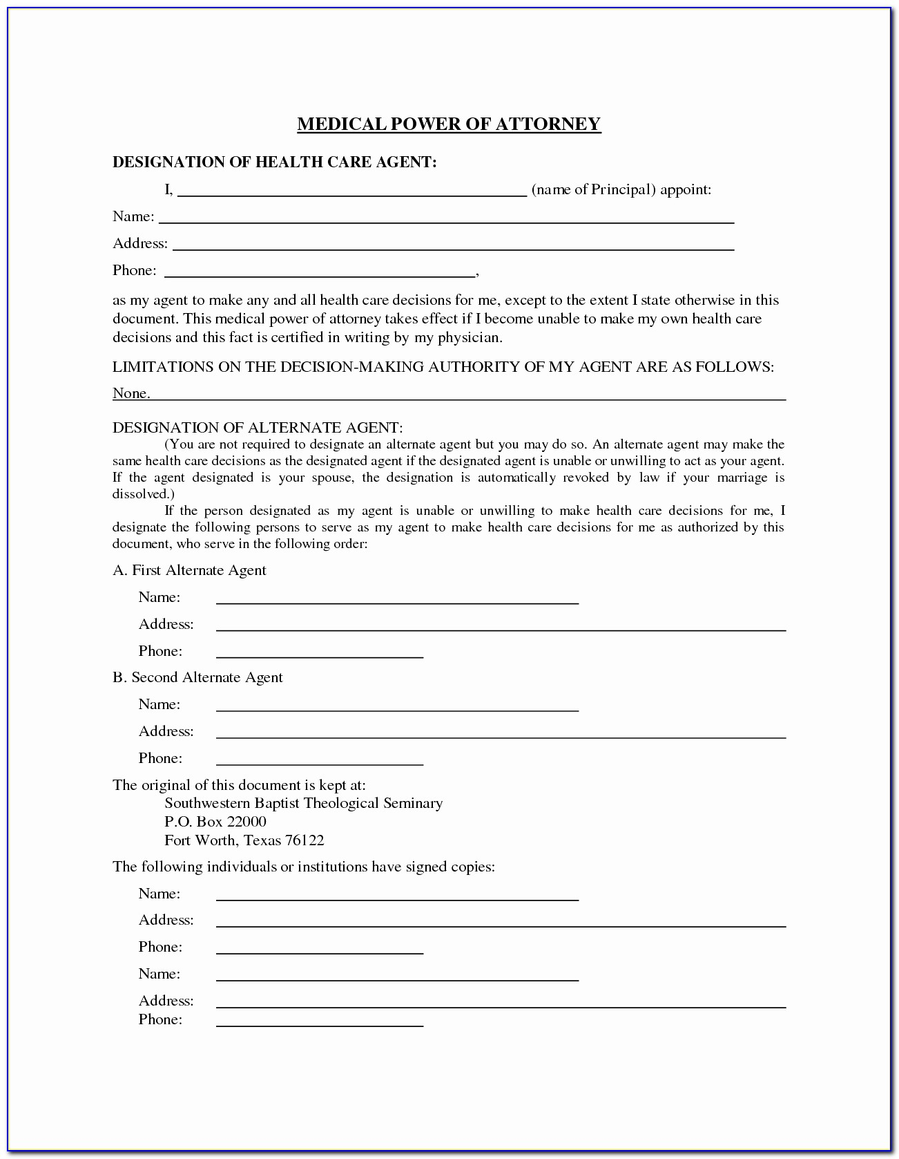 General Power Of Attorney Form Oklahoma Lovely 50 Awesome General Power Attorney Form Oklahoma Documents Ideas