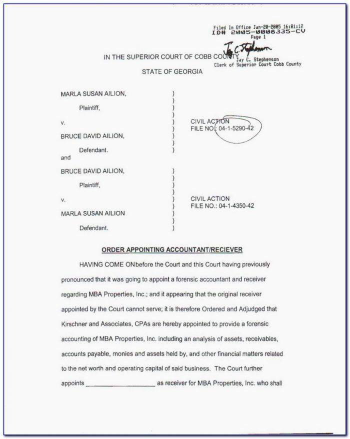 Harris County Divorce Forms Online