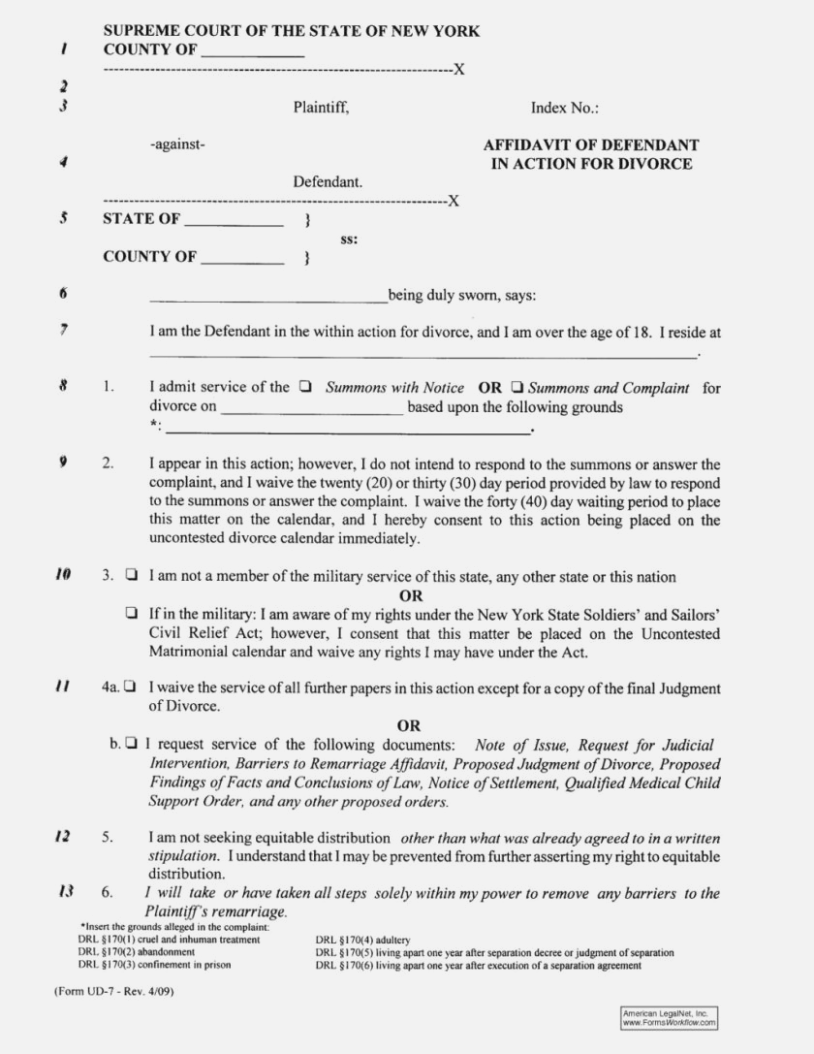 Harris County Tx Divorce Forms