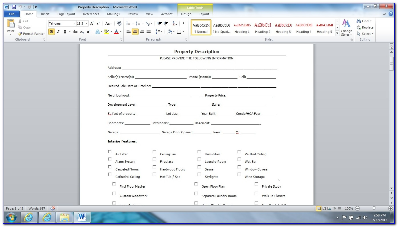 How To Create Fillable Pdf Forms In Word 2016