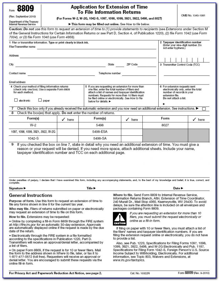 How To File 1099 Misc Forms Electronically