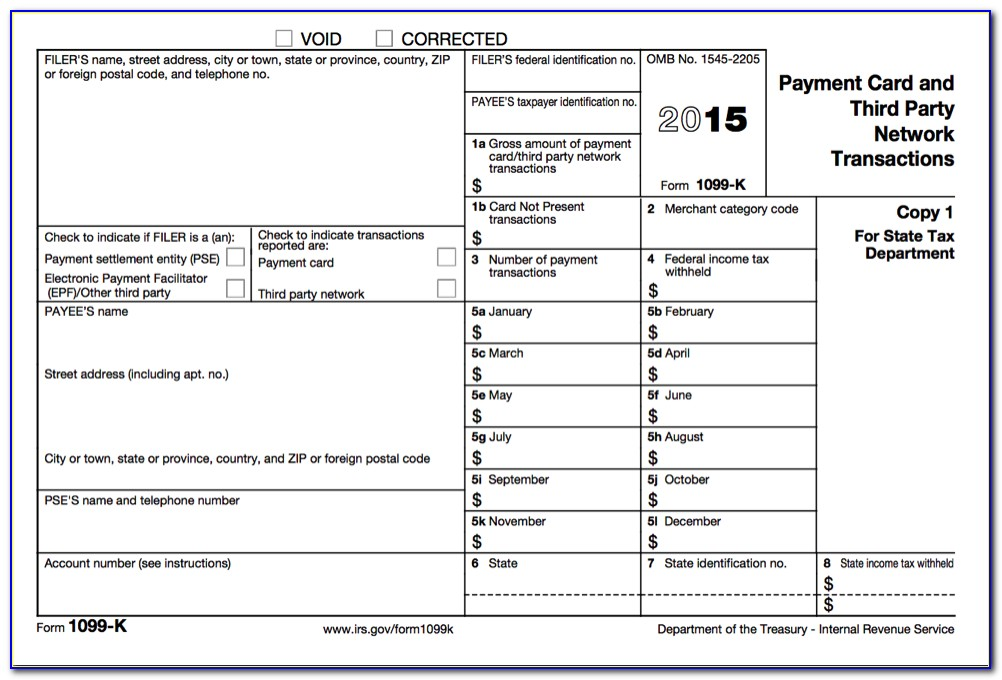 How To File Form 1099 Misc
