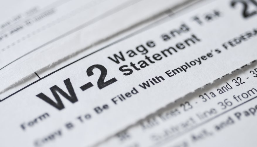 How To Get W2 Forms From Previous Employer