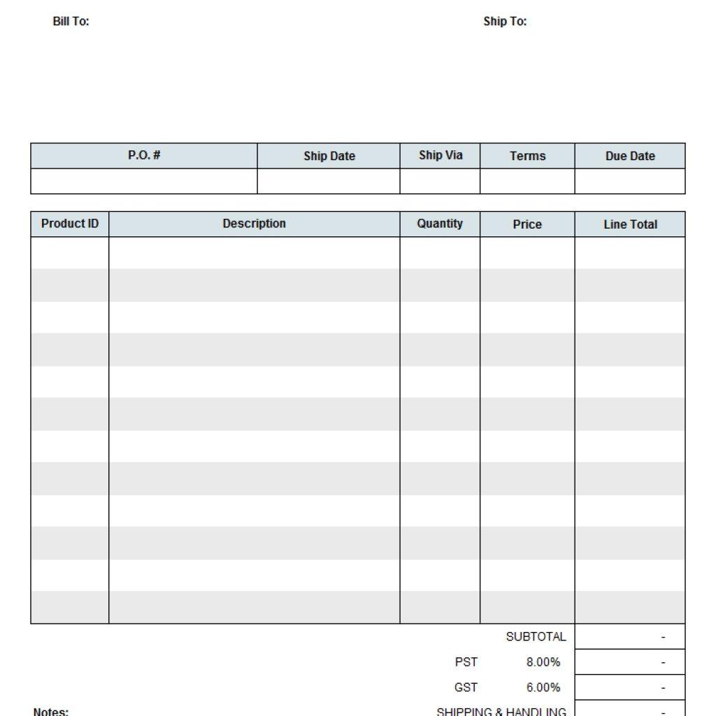 Hvac Service Forms Pdf