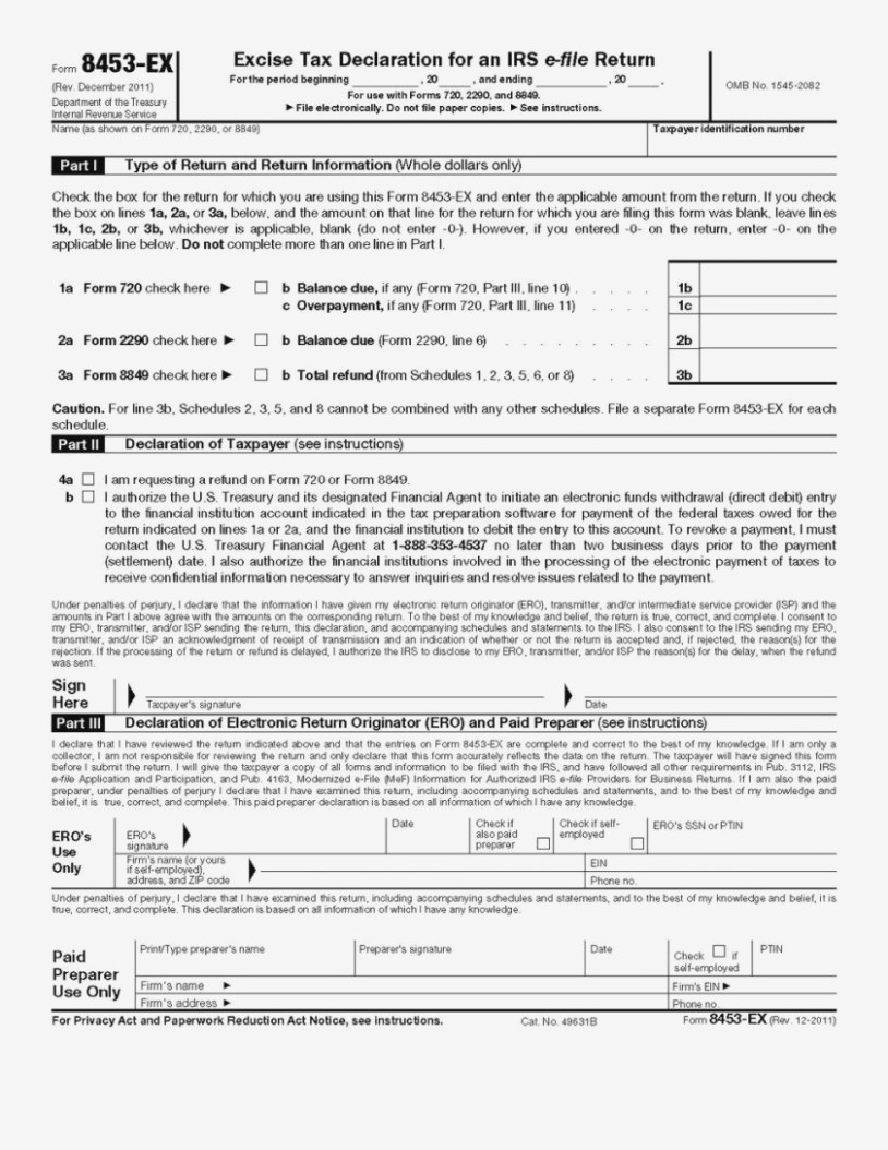 Hvut Form 2290 Instructions